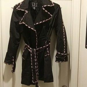 I.N.C trench coat